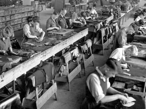 Фабрика за Обувки Salamander