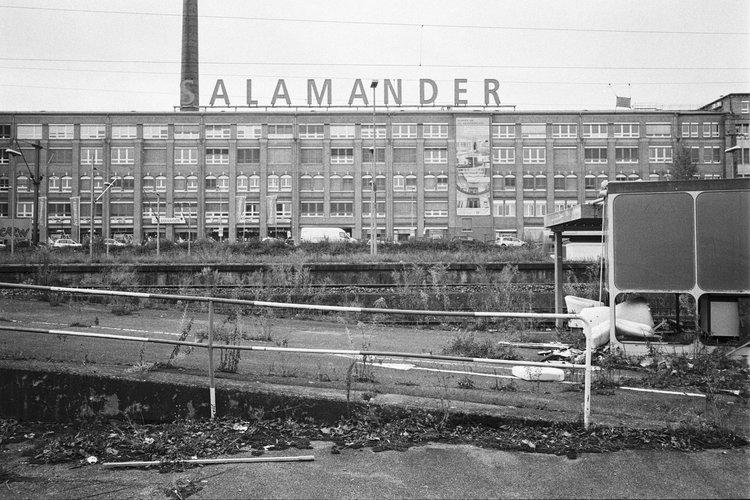 4-етажна фабрика за обувки Саламандър