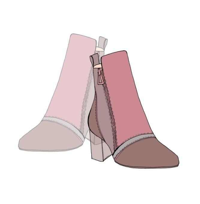 обувки MARCEL OSTERTAG
